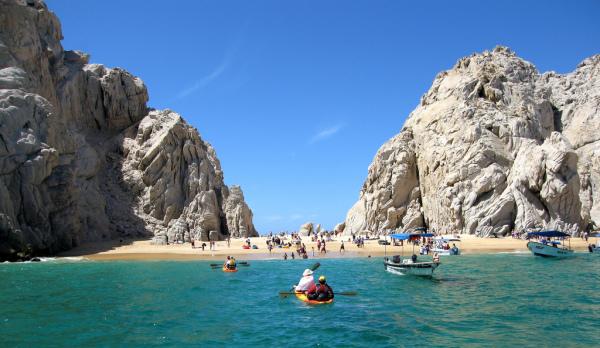 Мексика, пляжи