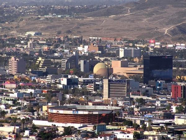 Мексика. Город Тихуана