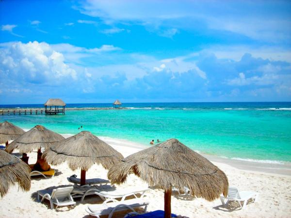 Курорты и пляжи в Мексике