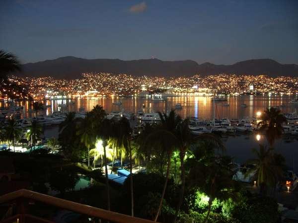 Акапулько элитный отдых
