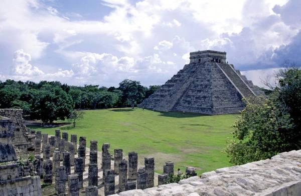 Мексика, Чичен-Ица