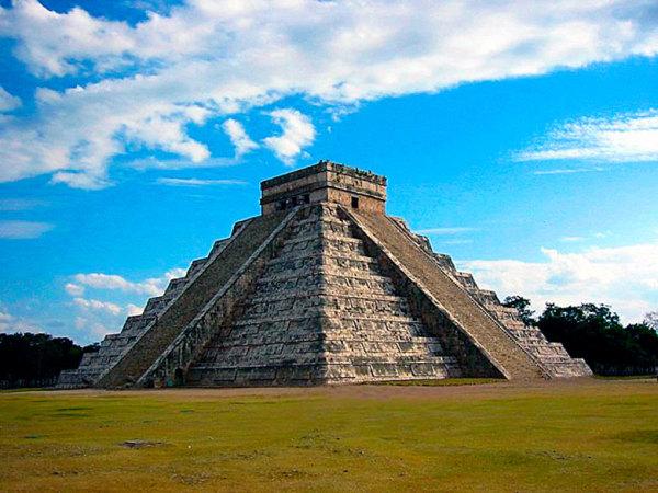 Мексика. Страшно прекрасные пирамиды Чичен-Ица