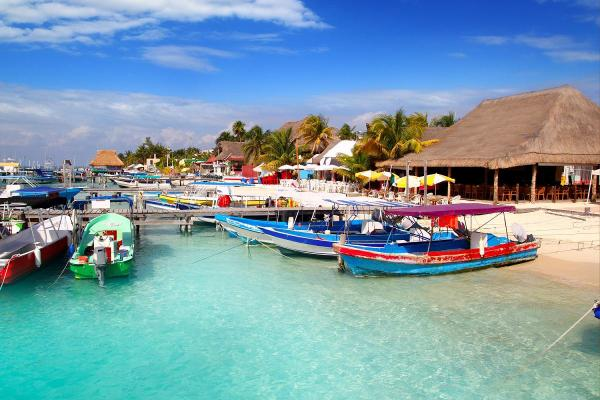 побывать в Мексике
