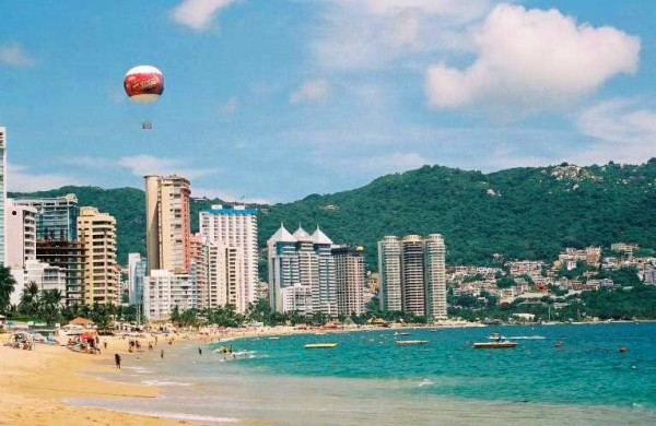 Акапулько недвижимость Мексика