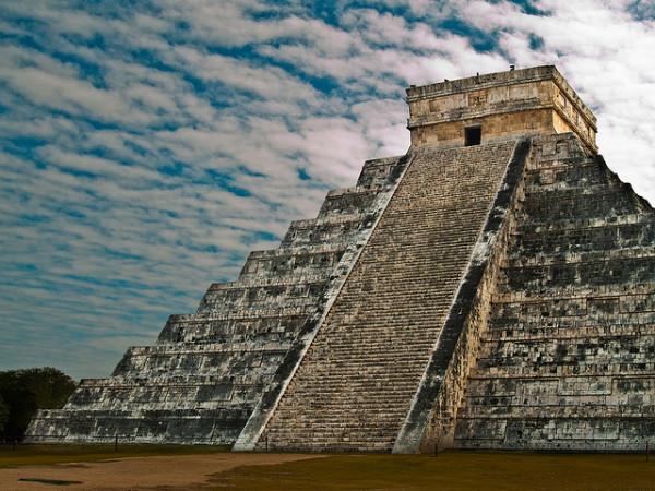 Древняя цивилизация, Мексика