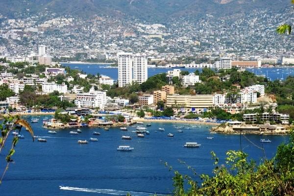 Мексика Акапулько недвижимость