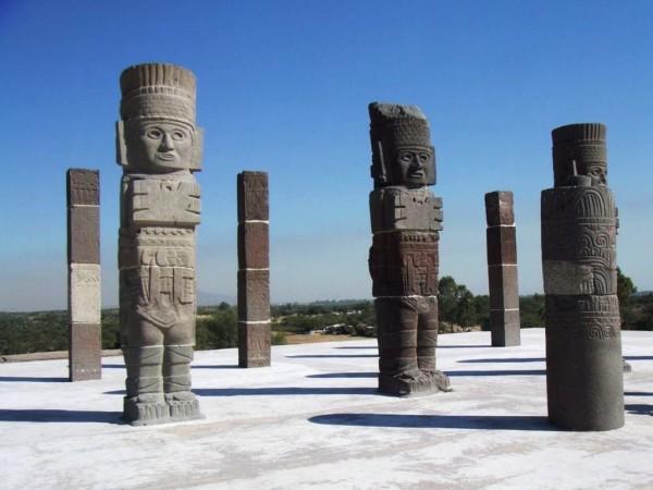Мексика, архивы древних цивилизаций
