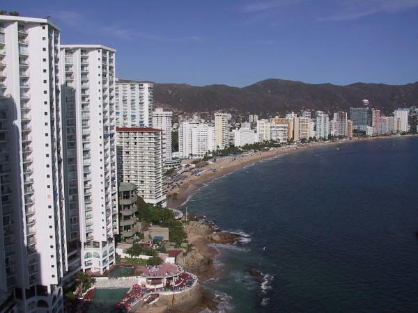 Недвижимость Акапулько (Мексика)
