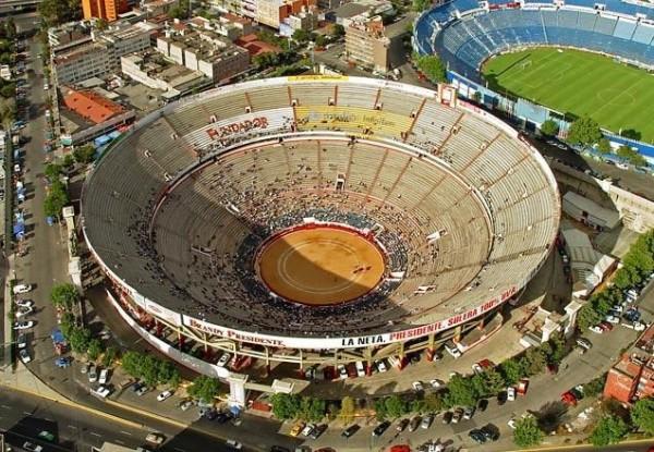 арена Плаза де Торрос Мексика