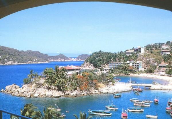 Акапулько курорт Мексики
