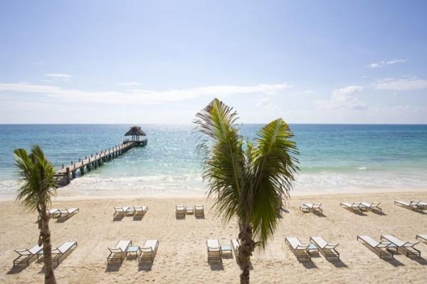 Жемчужный пляж Мексика