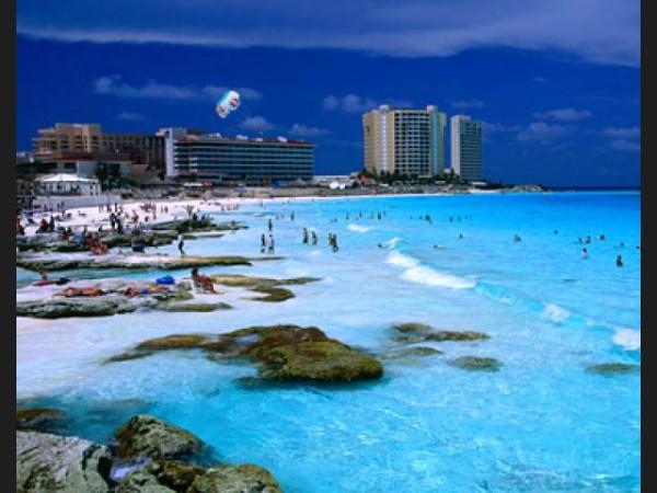 Канкун Мексика курорт