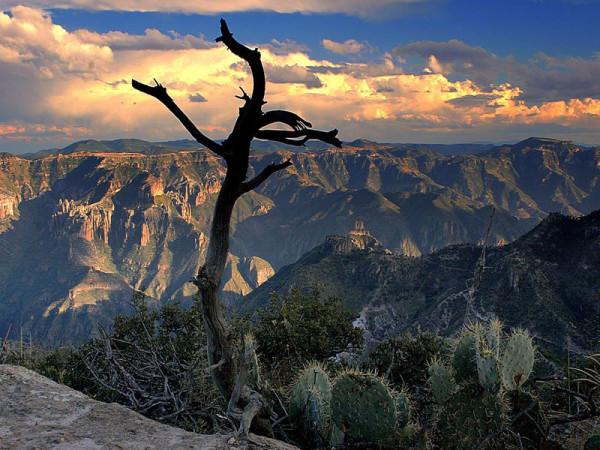 Медный каньон штата Чиуауа