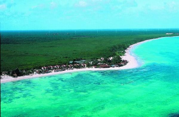 Ривьера Майя Мексика