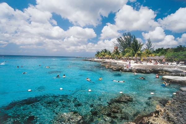 Консумель- коралловый остров