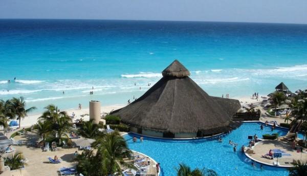Мексика, курорт Канкун